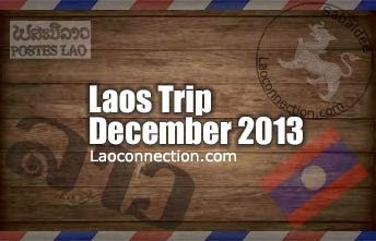 Laos Trip December 2013 cover pic