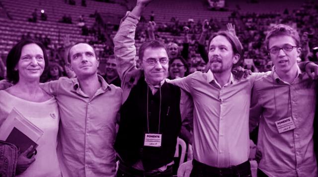 El Supremo archiva por séptima vez una querella contra Podemos o sus dirigentes