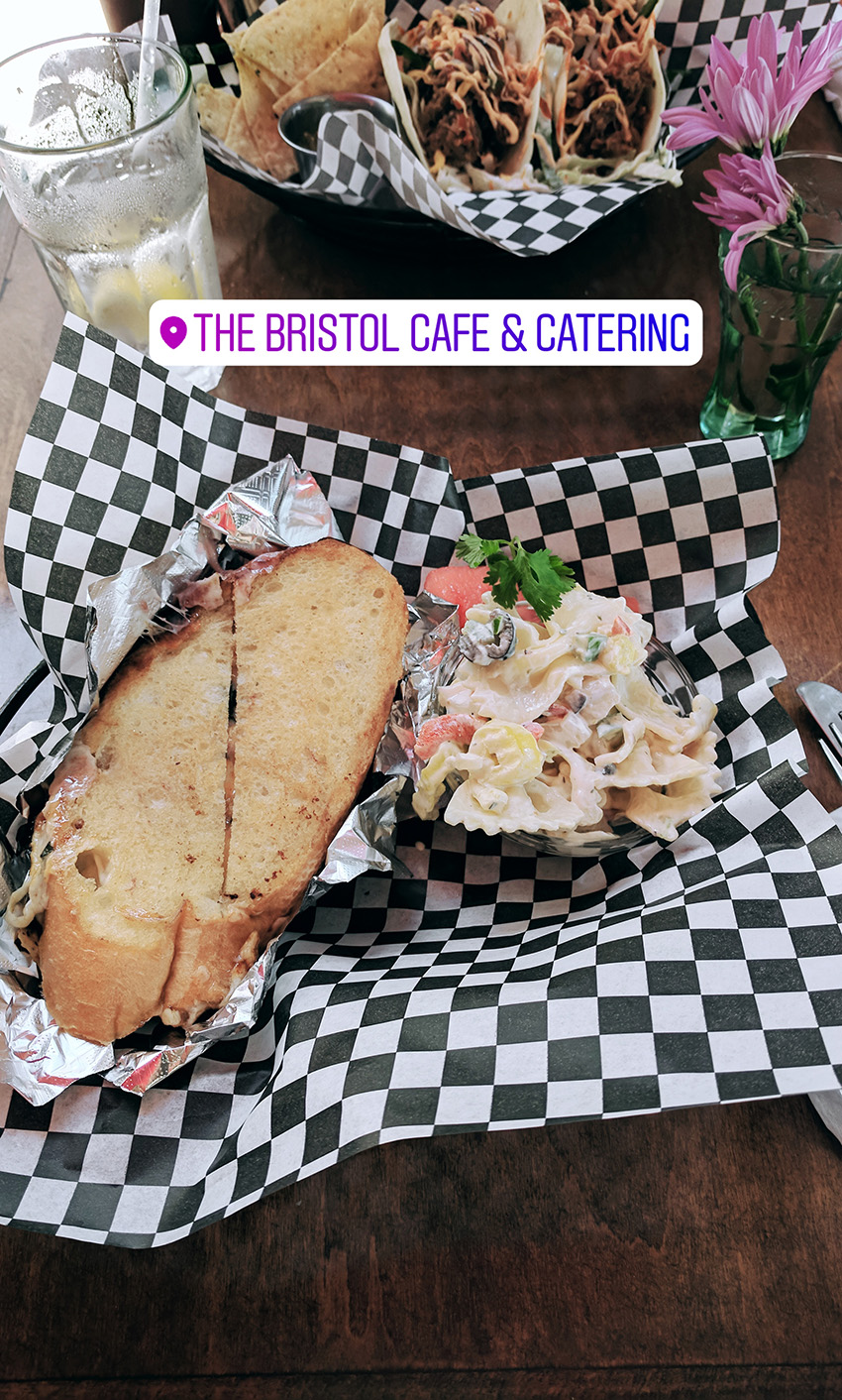 bristol cafe & catering