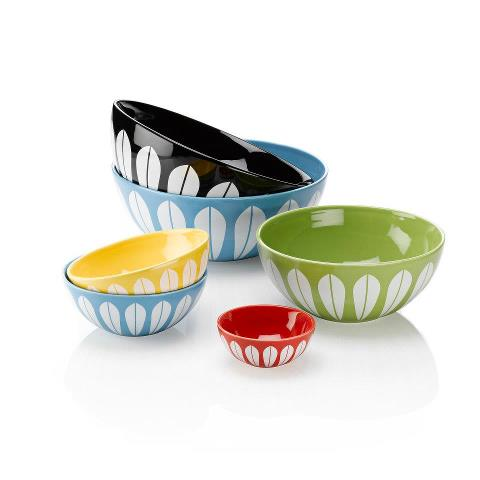 Mad For Mid Century Modern Lotus Bowls From The Arne