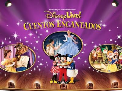 Disney Live Mexico 2016 : Fechas y Boletos baratos en primera fila hasta adelante VIP no agotados