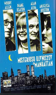 Misterioso asesinato en Manhattan (Manhattan Murder Mystery)