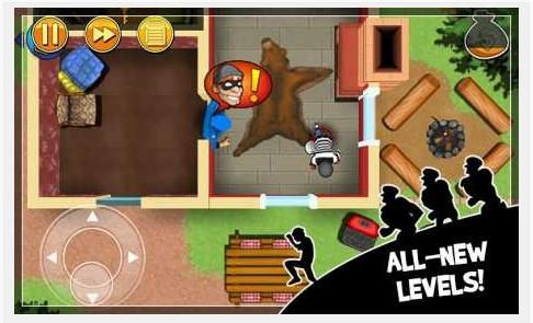 Robbery Bob Mod Apk Unlimited Money (Revdl + Android-1)
