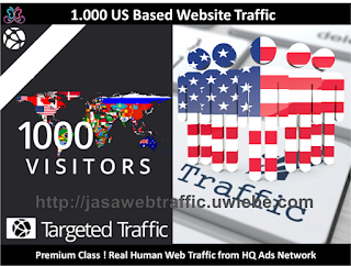 1.000 USA High Quality Web Traffic