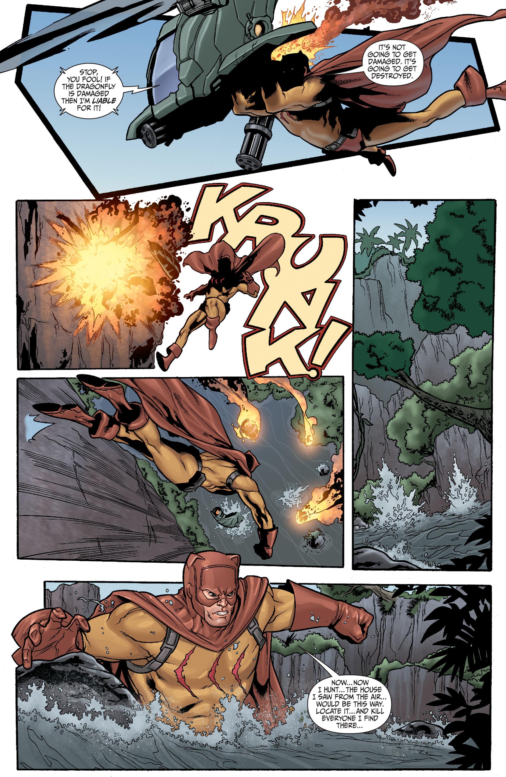 Read online Secret Six (2008) comic -  Issue #23 - 19