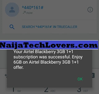 airtel 6gb for 1500 sucessful