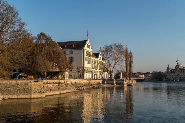 SeeGang Etappe 1 Stadt, Land und See -  Von der historischen Stadt Konstanz über die Blumeninsel Mainau nach Wallhausen. 06
