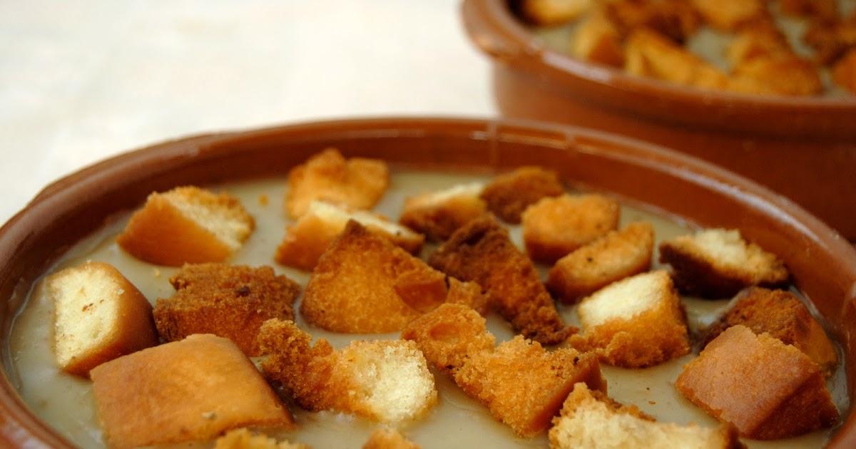 Gachas de la abuela gabriela asopaipas recetas de for Cocina casera de la abuela