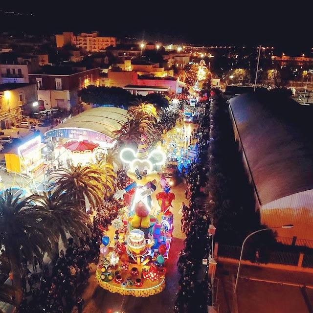 In forse lo storico Carnevale di Manfredonia. L'Aut Aut dell'Agenzia del Turismo