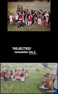 Rejected / Rechazados. 2019. Behind The Scenes.