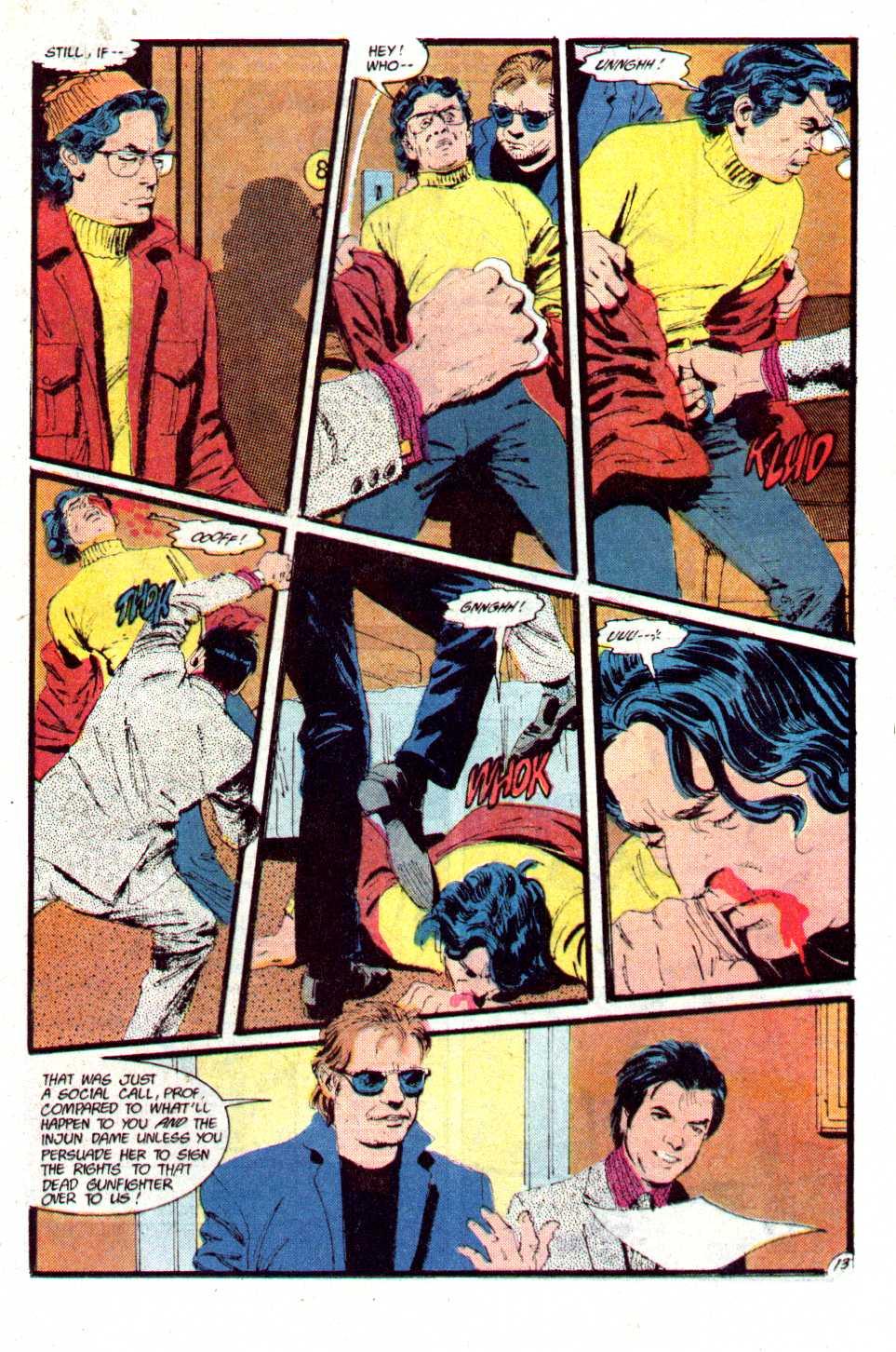 Read online Secret Origins (1986) comic -  Issue #21 - 15