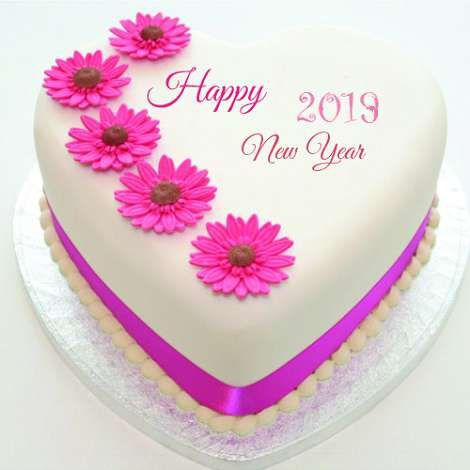 Best    Happy New Year Cake Designs with Names and wishes   Happy     Here we are providing different cake flavors with modern designs  When we  see a cake it will attract us to cut it  if we add some more decoration to  cake it