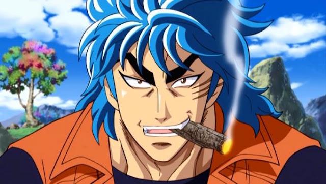 Toriko: Jump Super Anime Tour 2009 Special - Daftar Rekomendasi Anime Buatan Studio Ufotable Terbaik