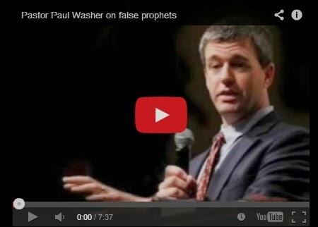 paul washer speaking schedule