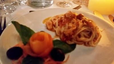 Ristorante Pily Pily spaghetti mare
