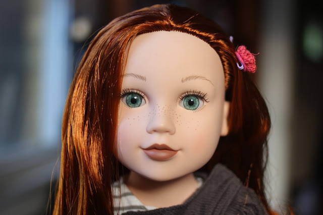 d5ad8750864 Cozy Comforts and Dolls: Journey Girls Kelsey 2017 Australia Doll