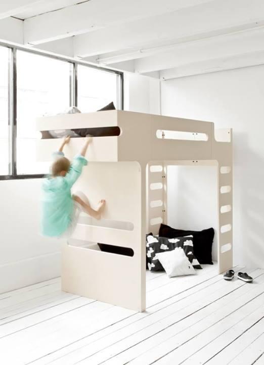 Dormitorios para ni os en melamina o mdf for Muebles con mdf melamina