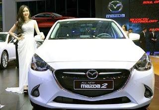 PG đẹp Mazda 2