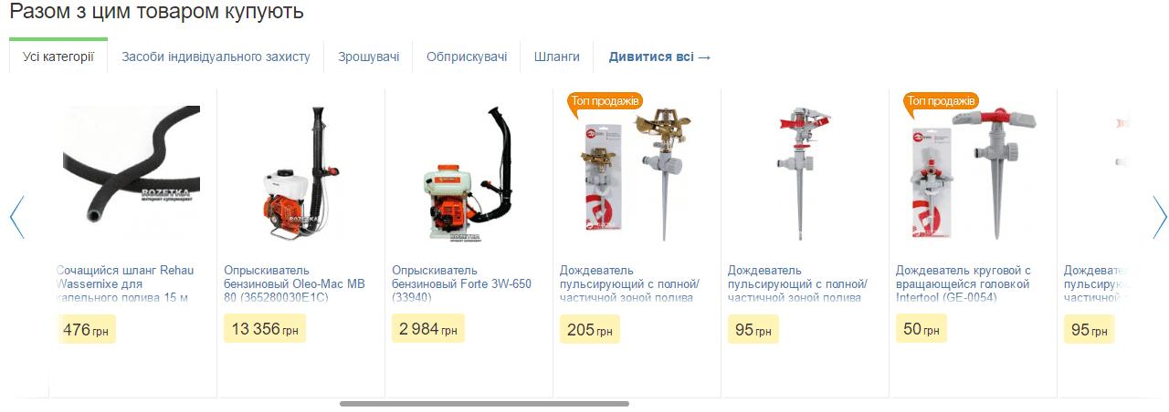 продаж