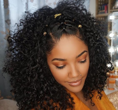 Women need to appear stylish and what are the best ways than with the crochet braids afro 39 Best Afro Crochet Braids Hairstyles 2020 for Black Women