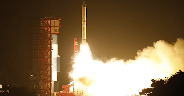 japanese epsilon rocket sends asnaro 2 radar satellite to orbit