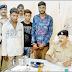 चोरी के तीन आरोपी गिरफ्तार सोने चांदी के जेवर सहित नगदी वरामद