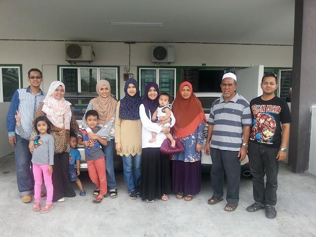 Homestay Seri Manjung Lumut - Special Gift | Puan Suziana