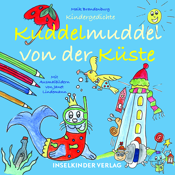 Inselkinder Verlag Bucher