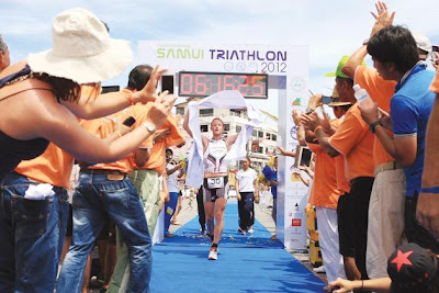 Samui triathlon 2012