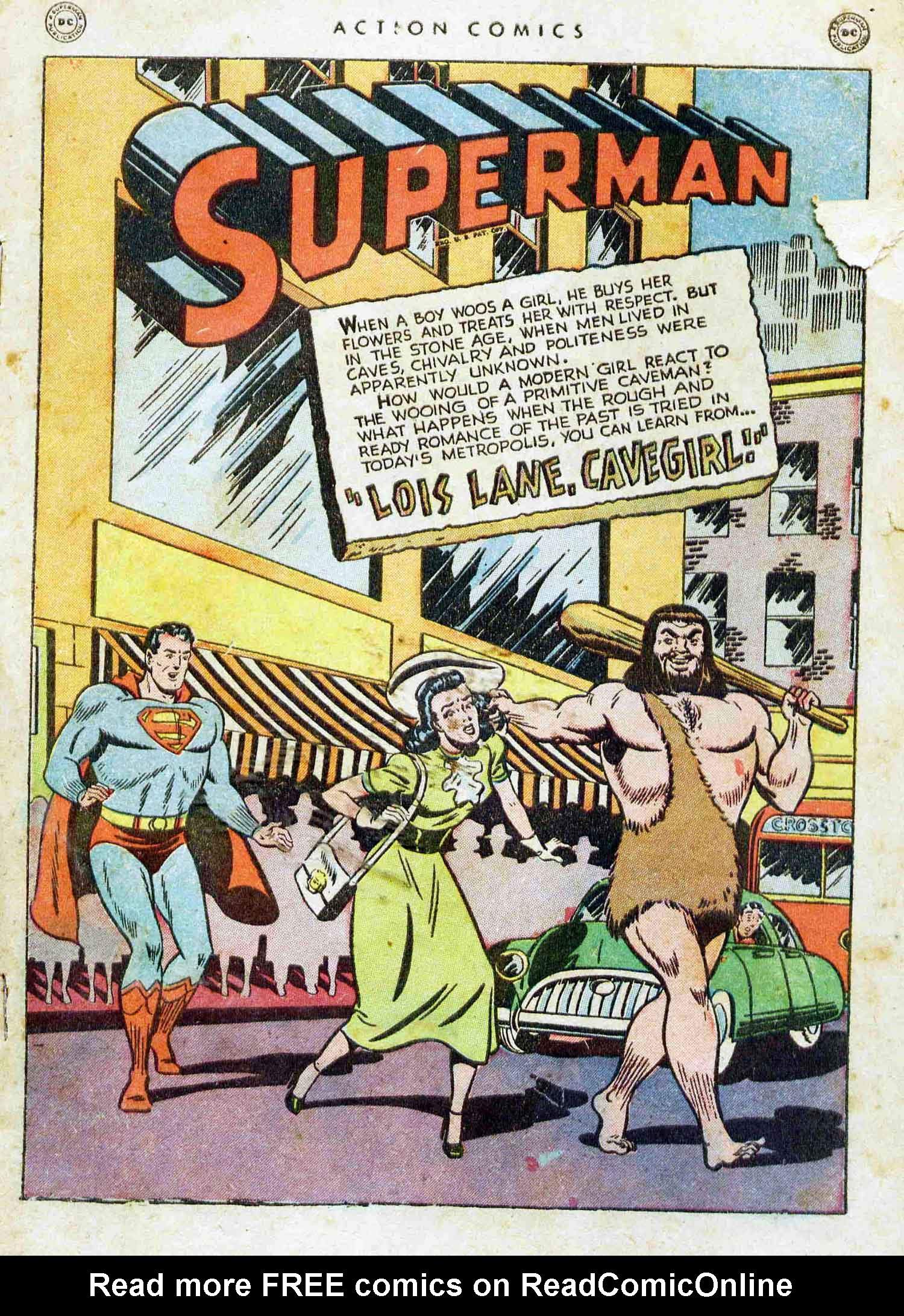 Read online Action Comics (1938) comic -  Issue #129 - 2
