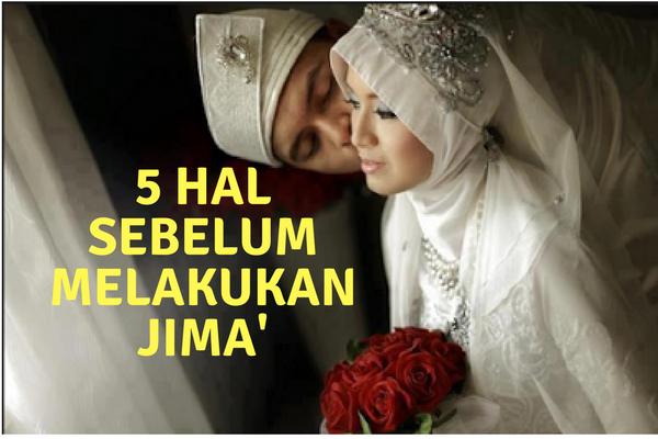 Agar Mendapat Berkah, Lakukan Sunnah Rasul ini Sebelum Berjima`
