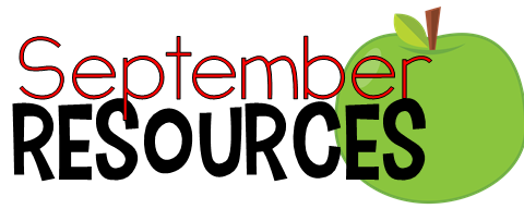 Primary September Resources and a FREEBIE