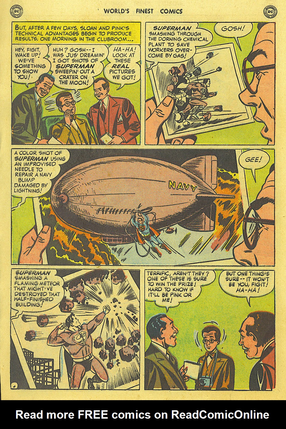 Read online World's Finest Comics comic -  Issue #49 - 9