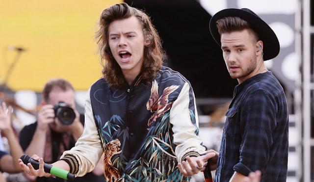 Liam Payne dice que no le gusta la música de Harry Styles