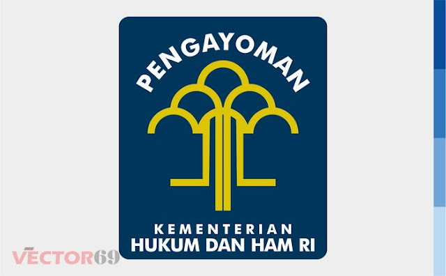 Logo Kementerian Hukum dan HAM Indonesia (Kemenkumham) - Download Vector File EPS (Encapsulated PostScript)