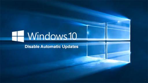 cara mematikan update windows 10 secara permanen