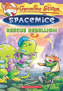 Geronimo Stilton Spacemice: Rescue Rebellion