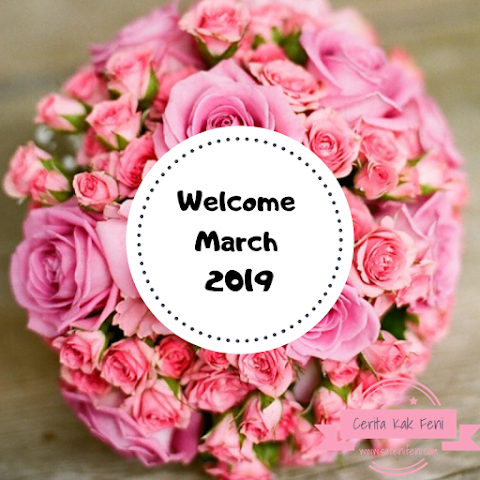 Welcome March 2019