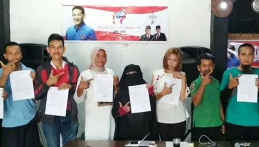 Relawan Prabowo Kecewa karena Tak Diberi Dana Kampanye