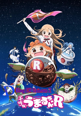 Besides that Umaru is also good at sports Himouto! Umaru-chan R 1 - 12 Batch (Sub Indo - Eng)