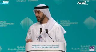عبد الله بن زايد: السعودية خير مثال على التوازن بين الدين وا