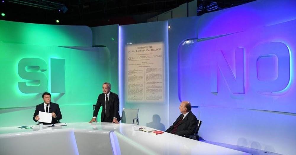 Due riflessioni a caldo sul dibattito tra Renzi e Zagrebelsky
