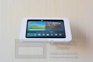Giá đỡ chống trộm trưng bày máy tính bảng ipad tablet treo trên tường TE250-MTB - 220004