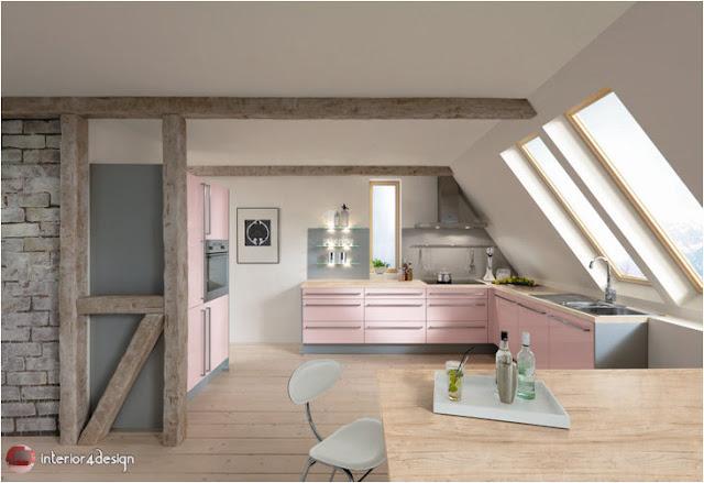 Top 20 Pink Kitchens 7