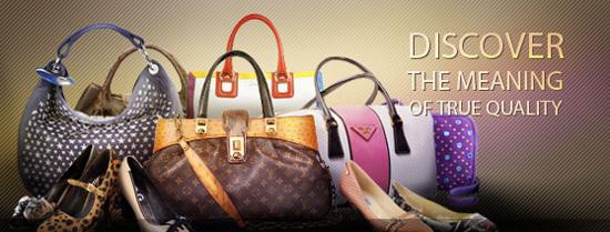 Pening pilih beg tangan berjenama