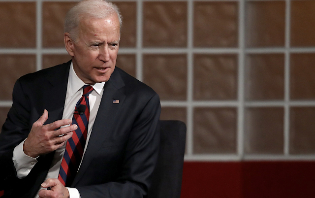 """What in the Actual F—-?"": Joe Biden Faces an Overdue #MeToo Question"