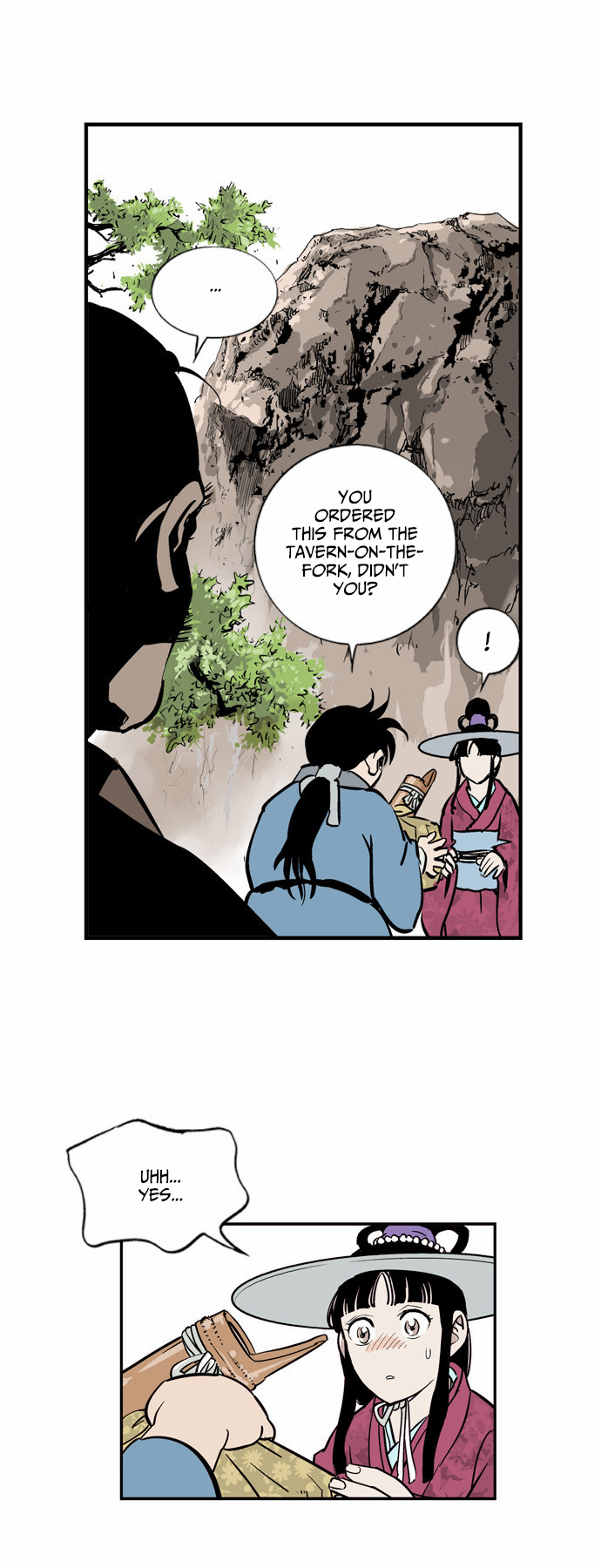 Gosu (The Master) - Chapter 2