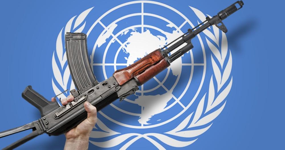 UNO erklärt Gewalt zur Weltsprache Nummer 1