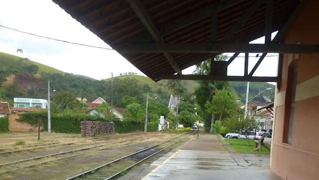 Estação Ferroviária de Passa Quatro