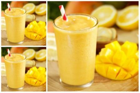 Resep Cara Membuat Smoothies Mangga Sehat